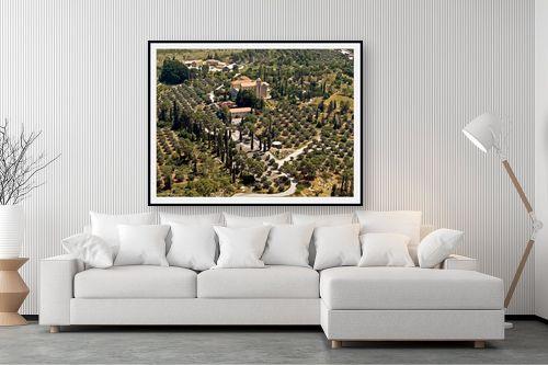 תמונה לסלון - ארי בלטינשטר - מנזר השתקנים  151 - מק''ט: 129021