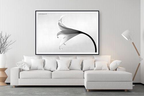תמונה לסלון - שרית סלימן - שחור ולבן - מק''ט: 134516