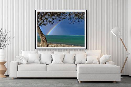תמונה לסלון - ארי בלטינשטר - קשת בים המלח - מק''ט: 137874