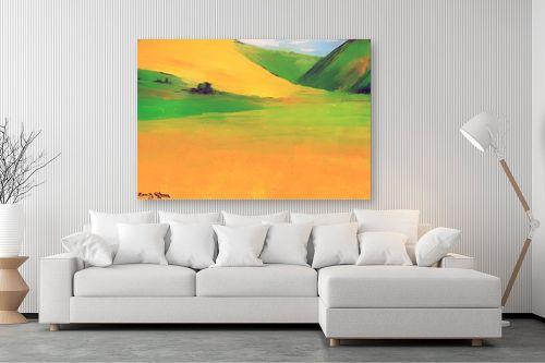 תמונה לסלון - בן רוטמן - נוף מקסים - מק''ט: 144913