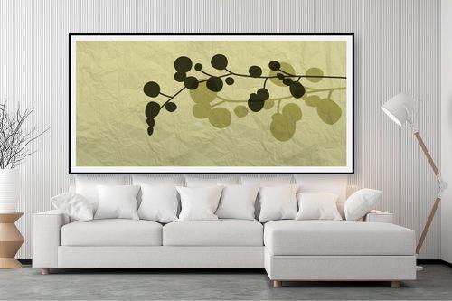 תמונה לסלון - נעמי עיצובים - כותנה - מק''ט: 157645