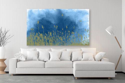 תמונה לסלון - נעמי עיצובים - קני סוף ברוח - מק''ט: 157781