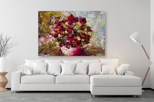 תמונה לסלון - שולי חיימזון - פרחים - מק''ט: 158452