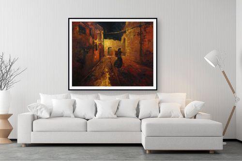 תמונה לסלון - חגי עמנואל - חוצות ירושלים - מק''ט: 163609