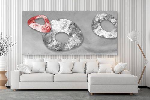 תמונה לסלון - נעמי עיצובים - אבן אודם - מק''ט: 164839
