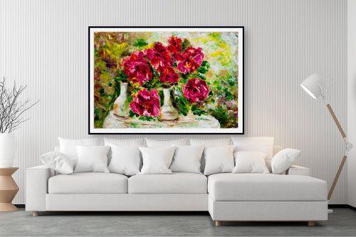 תמונה לסלון - שולי חיימזון - פרחים - מק''ט: 180877