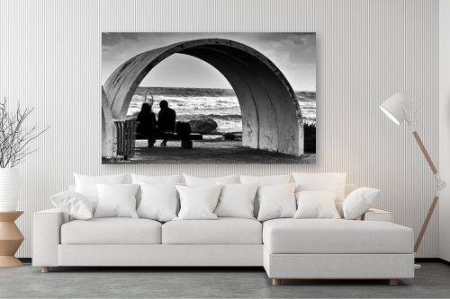 תמונה לסלון - ארי בלטינשטר - אהבה בסערה - מק''ט: 193454