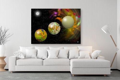 תמונה לסלון - ויקטוריה רייגירה - החלל שלי - מק''ט: 223211