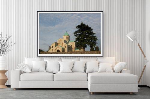 תמונה לסלון - דן ששתיאל - על ראש הגבעה - מק''ט: 232722