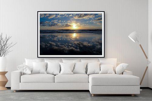 תמונה לסלון - ניקולאי טטרצ'וק - Beautiful sunset - מק''ט: 248022