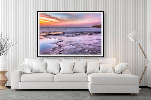 תמונה לסלון - מיכאל שמידט - קשת צבעי הים - מק''ט: 248411
