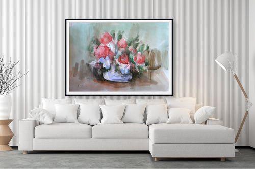 תמונה לסלון - אורן יבנין - פרחים - מק''ט: 258552