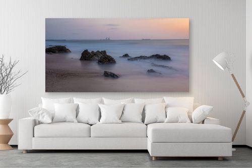 תמונה לסלון - ניקולאי טטרצ'וק - חוף אשקלון - מק''ט: 269516