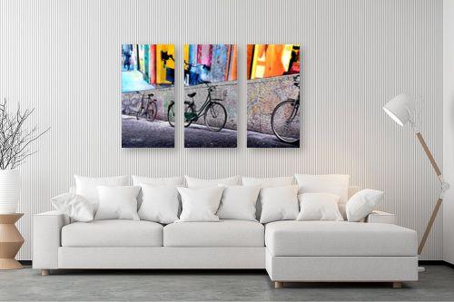 תמונה לסלון - אורית גפני - על הדרך - מק''ט: 270717