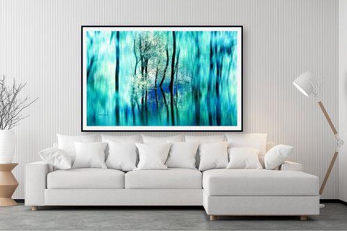תמונה לסלון - אורית גפני - האגם הסודי - מק''ט: 270732