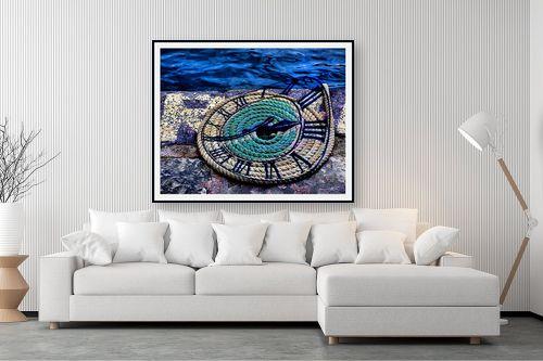 תמונה לסלון - אורית גפני - מעגלי הזמן - מק''ט: 270781