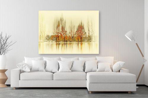 תמונה לסלון - ציפי נוימן - צבעי הסתיו - מק''ט: 274433