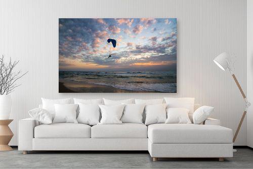 תמונה לסלון - טניה קלימנקו - בין העננים - מק''ט: 286649