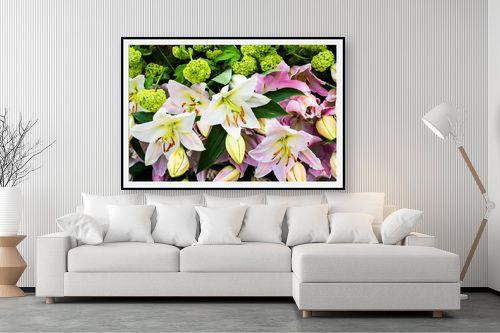 תמונה לסלון - טניה קלימנקו - פסטיבל הפרחים בהולנד - מק''ט: 286723