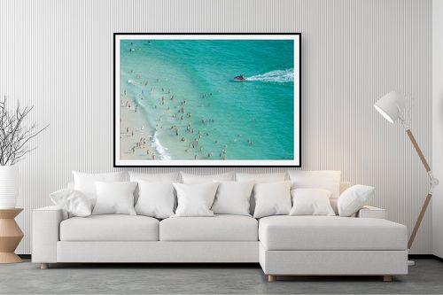 תמונה לסלון - טניה קלימנקו - החוף האטלנטי, פורטוגל - מק''ט: 289624