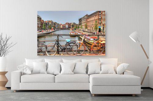 תמונה לסלון - מתן הירש - אמסטרדם 1 - מק''ט: 305648