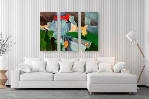 תמונה לסלון - MMB Art Studio - Joy - מק''ט: 306033