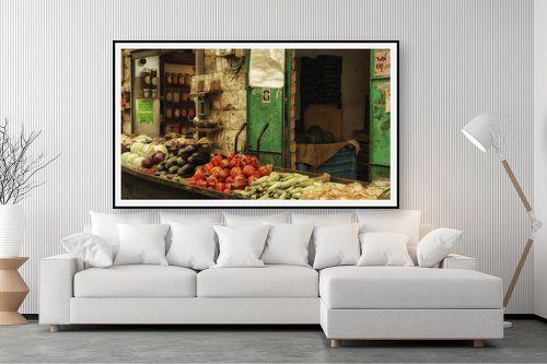 תמונה לסלון - אורי ברוך - צבעי השוק - מק''ט: 306041
