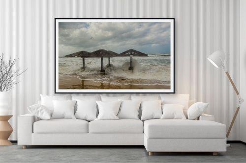 תמונה לסלון - טניה קלימנקו - סערת החורף - מק''ט: 311349