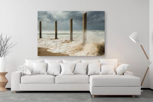 תמונה לסלון - טניה קלימנקו - סערת החורף - מק''ט: 311350
