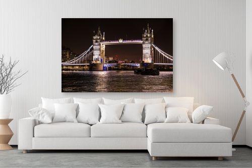 תמונה לסלון - אלעד דרור - גשר לונדון - מק''ט: 312945