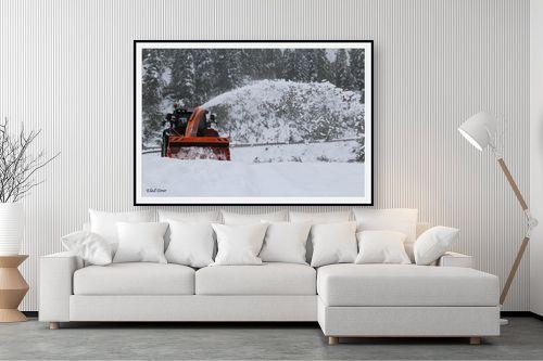 תמונה לסלון - אלעד דרור - מפלסת שלג - מק''ט: 312948