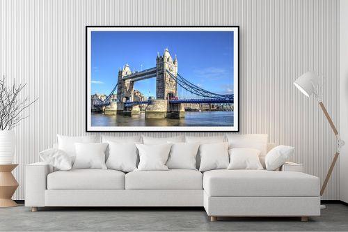 תמונה לסלון - מתן הירש - Tower Bridge - מק''ט: 313258
