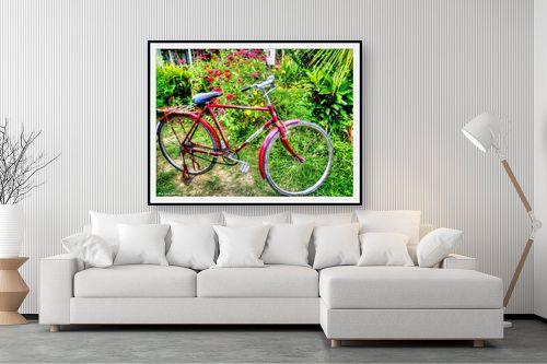 תמונה לסלון - מתן הירש - אופניים - מק''ט: 317687