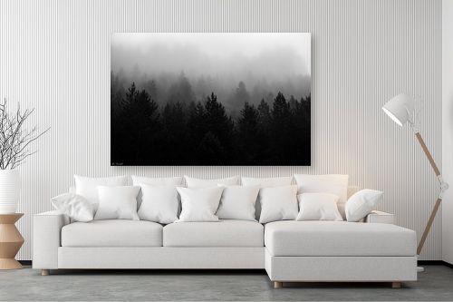 תמונה לסלון - אורי לינסקיל - עצים - מק''ט: 318236