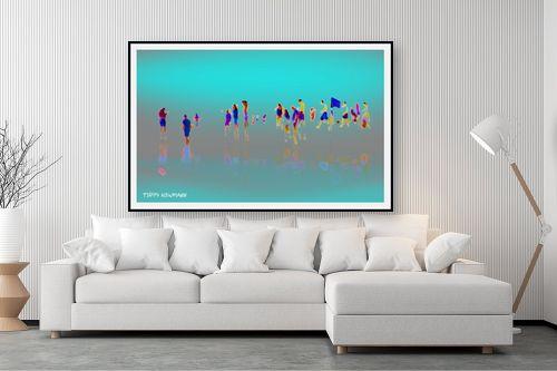 תמונה לסלון - ציפי ניומן - קיץ צבעוני - מק''ט: 319013