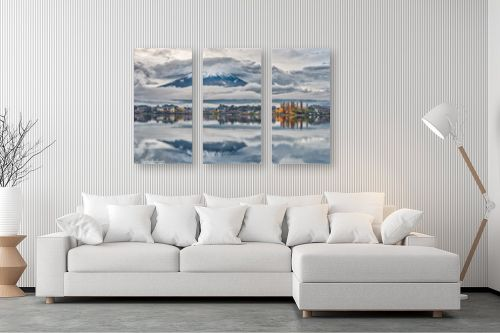 תמונה לסלון - דורית ברקוביץ - הר בעננים - מק''ט: 324928