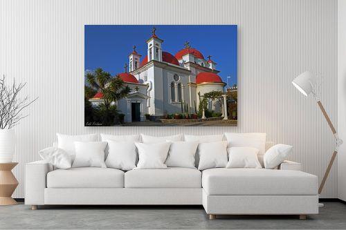 תמונה לסלון - קובי פרידמן - כנסייה - מק''ט: 324991