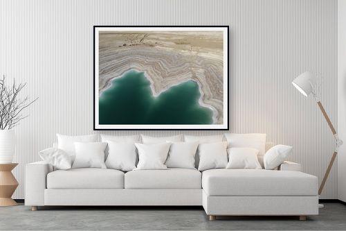 תמונה לסלון - גל מאירי - חופי ים המלח - מק''ט: 326975