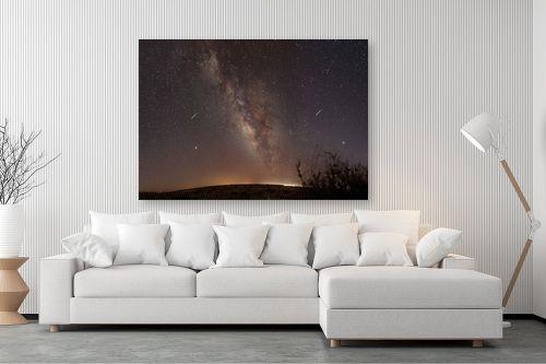 תמונה לסלון - גל מאירי - שביל החלב - מק''ט: 326990