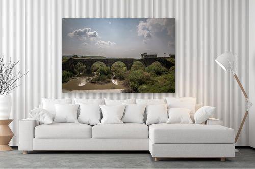 תמונה לסלון - אלעד דרור - גשר ישן - מק''ט: 329825