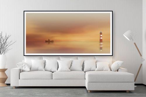 תמונה לסלון - Artpicked - המגדלור - מק''ט: 330446