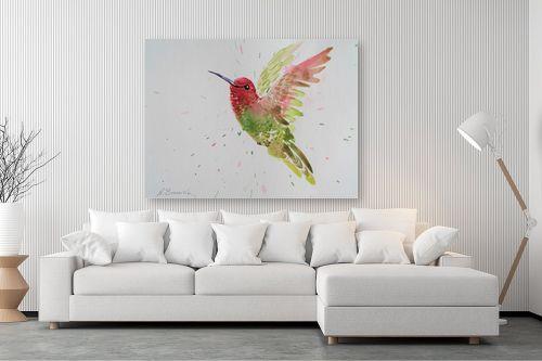 תמונה לסלון - נטליה ברברניק - ציפור אקןןרל - מק''ט: 330627
