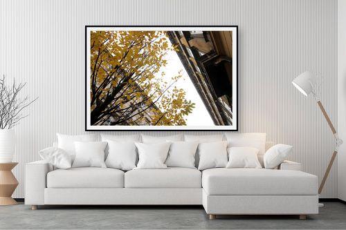 תמונה לסלון - מירית אלון הלוי - Autumn in the City - מק''ט: 332721