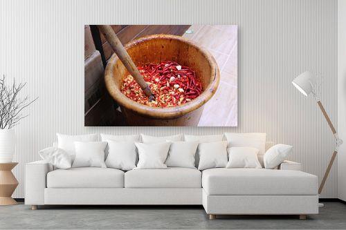 תמונה לסלון - מירית אלון הלוי - Hot Chili - מק''ט: 333278