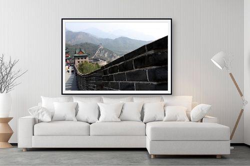 תמונה לסלון - מירית אלון הלוי - החומה הסינית - מק''ט: 333430
