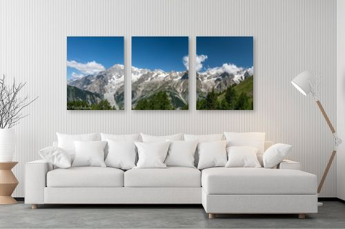 תמונה לסלון - דורית ברקוביץ - ממלכת ההרים - מק''ט: 333673