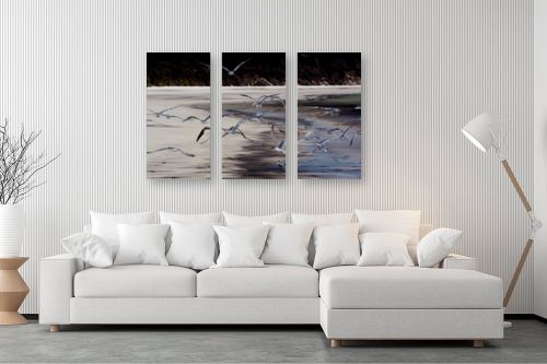 תמונה לסלון - אבנר ירון - מפרץ ווטומבה 7 - מק''ט: 335274