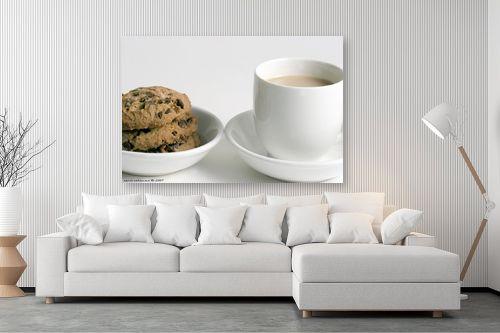תמונה לסלון - שרית סלימן - קפה ומאפה 2 - מק''ט: 36982