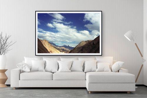 תמונה לסלון - דן ששתיאל - עננים במידבר - מק''ט: 97192