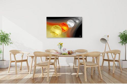 תמונה לפינת אוכל - ויקטוריה רייגירה - שביל החלל - מק''ט: 223214